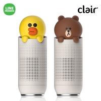 [클레어] 브라운&샐리 휴대용 공기청정기 / 차량용