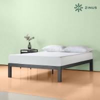 지누스 퀵스냅 침대 프레임 (슈퍼싱글)_(912354)