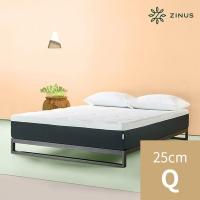 지누스 퍼포마 젤인퓨즈드 메모리폼 매트리스 (25cm/퀸)_(912124)