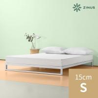 지누스 에센스 그린티 메모리폼 매트리스(15cm/싱글)_(912063)
