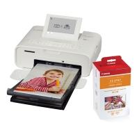 캐논 포토프린터 셀피 Selphy CP1300 + RP-108 108매 용지 패키지