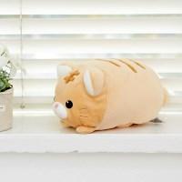 모찌모찌 만두 고양이 인형 치즈태비 25CM_(1164726)