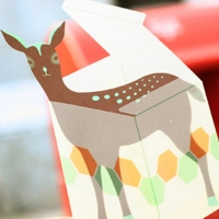 Deer for you - CARD