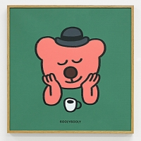 굴리굴리 / Bear Time (액자포함)