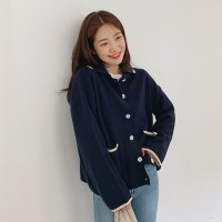 Forest pocket collar cardigan_B (size : free)_(1243730)