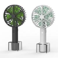 코로나대비 숨 휴대용선풍기+공기청정기