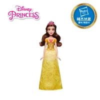디즈니프린세스 패션돌 반짝이 드레스 - 벨_(1394050)