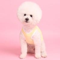 쿨독민소매티(lemon) Cooldog sleeveless