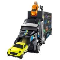 트럭 캐리어 미니카세트 자동차 장난감