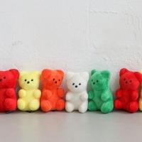 젤리곰 장난감 (삑삑)