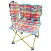로고스 체크 타이니 캠핑 의자 73173098 낚시 캠핑용품 접이식 체어