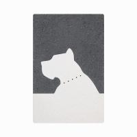 퍼즐 강아지 대리석 에어컨 (아이스 배터리 4개 포함)