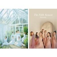 포스터/2종세트) 오마이걸 - 정규1집 THE FIFTH SEASON 다섯번째계절