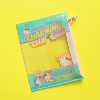 [텐바이텐 단독] HELLO KITTY CHARMING CLUB  Mint Pouch