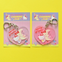 [텐바이텐 단독] HELLO KITTY CHARMING CLUB Key Holder