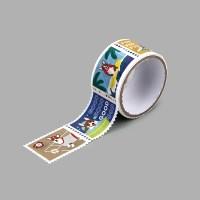 Masking tape : stamp - 21 Welsh corgi