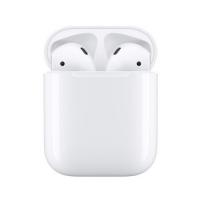 애플 정품 블루투스 이어폰 에어팟 AirPods2 유선 충전 케이스 모델