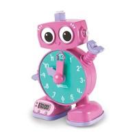(러닝리소스)LER2385-P 말하는 로봇시계 톡 핑크_(1581296)