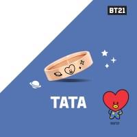 [BT21] 로즈골드 반지 : TATA OTRB19213NPP