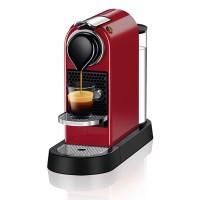 [네스프레소] 시티즈 C112 에스프레소 캡슐 커피머신 레드