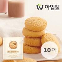 [아임웰] 오리지널 프로틴 쿠키 10팩