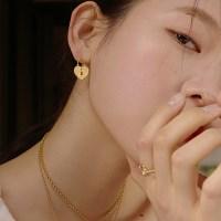 Alice Love Lock Earring(1EA)