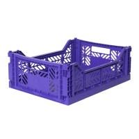 아이카사 폴딩박스 M violet_(1189791)