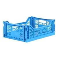아이카사 폴딩박스 M blue_(1189765)