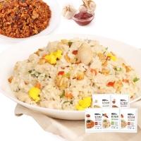 [허닭] 닭가슴살 곤약볶음밥 250g 5종 골라담기!