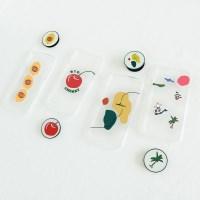 [젤리케이스] Fresh Design 1 폰케이스
