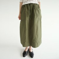 cozy simple pocket skirts (3colors)_(1277334)