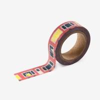 Masking tape single - 151 Train