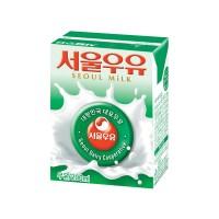 서울멸균우유 200mlx24팩