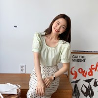 Rest round puff blouse_K_(1345901)