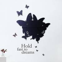 [그래픽미러]나비의 꿈