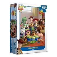 [Disney] 디즈니 토이스토리4 직소퍼즐(500피스/D504)_(1384439)