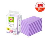 [3M]크린스틱 시트타입 욕실청소 10입_(2049679)