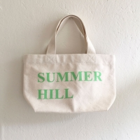 summerhill logo bag