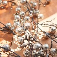 글로시반짝이볼갈란드 180cm 트리 크리스마스 TROMCG_(1357282)