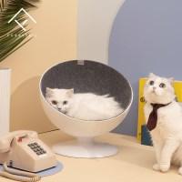 퓨리테일 회전 고양이 하우스_(937009)