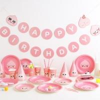 카카오프렌즈 어피치 생일파티 키트