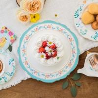 [디즈니] 앨리스_Plate set