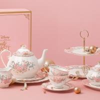[디즈니] 미녀와야수_Tea Pod set (티팟+찻잔2인조)