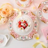 [디즈니] 미녀와야수_Plate set (2pcs)