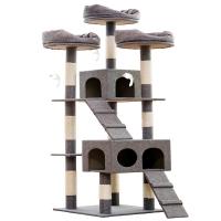 헬로망치 프리미엄 대형 고양이 직조 캣타워 TT8898