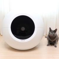 플루토 서클제로 고양이 자동화장실