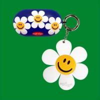 [위글위글] 갤럭시 버즈케이스&키링SET - Smiles We Love