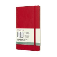 2020위클리(가로형)/스칼렛레드 소프트 L