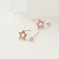 [SET] 스타 귀걸이 + 큐빅 귀걸이