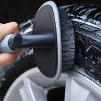 자동차 세차용품 타이어 휠브러쉬 2개 1set